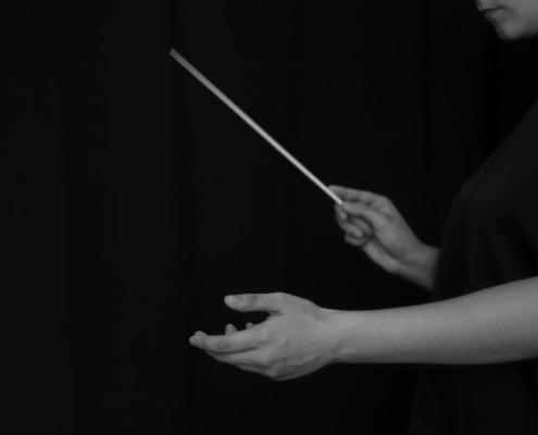 hannah eisendle conductor - dirigentin